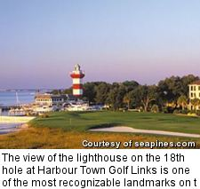 Harbour Town Golf Links - 18th hole