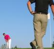 High-stakes golf in Las Vegas