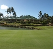 Popui Bay Golf Course - 18th green