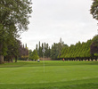 Eastmoreland Golf Course - hole 1
