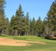 Widgi Creek Golf Club in Bend - hole 1