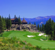 Martis Camp golf course - 18th