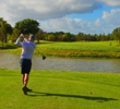 Okeeheelee Golf Course - Heron nine - hole 5