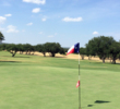 Delaware Springs Golf Course in Burnet, Texas  - No. 6