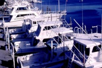 Destin fishing boats