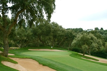 Valderrama Golf Course Spain (image hosted by worldgolf.com)