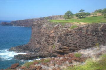 The Challenge at Manele Bay GC - hole 12