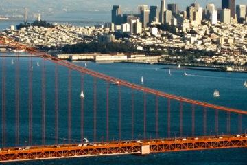 SF & Golden Gate