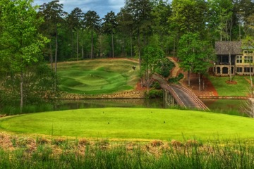 Reynolds Creek Club hole 13