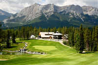 Silvertip Golf Resort: Hole 18