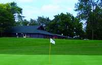 Moor Downs GC: clubhouse