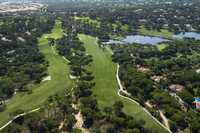 Quinta do Lago GC: aerial view