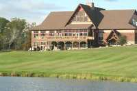 Minnesota National GC: clubhouse