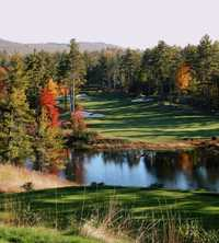 Lake Winnipesaukee GC: #16