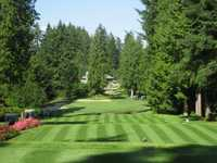 South/North at Sahalee Country Club
