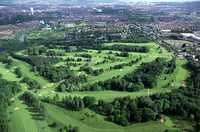 Belvoir Park GC: Aerial view