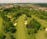 Hershey CC West: aerial view
