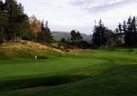 The King's course at Gleneagles