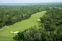 Hidden Creek GC: Aerial view