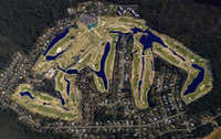 Perdido Bay Golf Club: Aerial