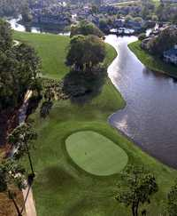 Windsor Parke GC: #18