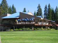 McCall GC: Clubhouse