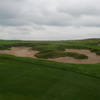 Erin Hills Golf Course No. 11 bunker