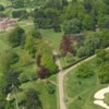 Brocket Hall GC: Aerial view