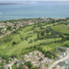 Cowes GC: Aerial view