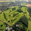 Owston Hall GR: Aerial view