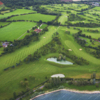 Whitefields GC: Aerial view