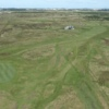 Anglesey GC: Aerial view
