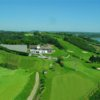 Waterford GC: Aerial view