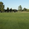 Bushwood GC: Driving range