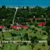 Oakwood Inn RG: Aerial view