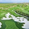 Golf Son Gual: Aerial view
