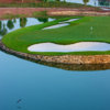Jumeirah Golf Estates - Earth Course: Tee off