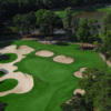 Arcadian Shores GC: Aerial view