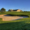 Table Creek GC: clubhouse