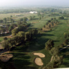 Twin Lakes GC: Aerial view