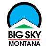 Big Sky Resort Golf Course Logo
