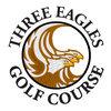 Three Eagles Golf Course - Military Logo