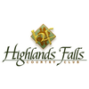 Highlands Falls Golf Course - Private Logo
