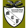 Maccripine Country Club - Private Logo