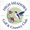 High Meadows Golf & Country Club - Private Logo