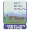 Royster Memorial Golf Course - Public Logo