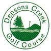 Denson's Creek Golf Course Logo