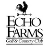 Echo Farms Golf & Country Club - Semi-Private Logo