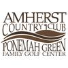 Ponemah Green Family Golf Center - Public Logo