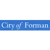 Forman Golf Course - Public Logo